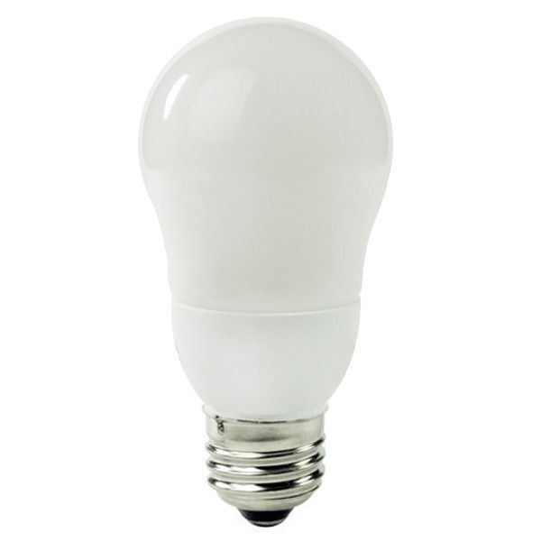 A-Shape CCFL - 5 Watt - 30W Equal - 2400K Incandescent Warm White Image