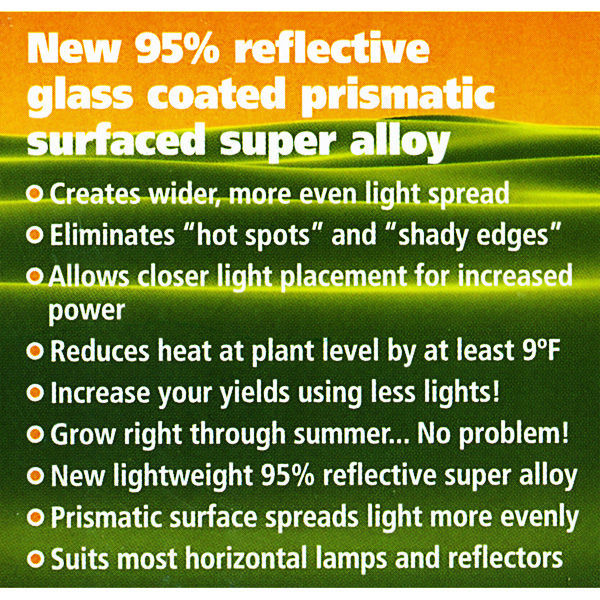 Large - Super Spreader - For Use with Adjust-A-Wings Reflectors Image