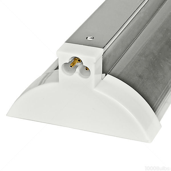 4 ft. - Jump Start JST54 - T5 Fluorescent Fixture with Reflector Image