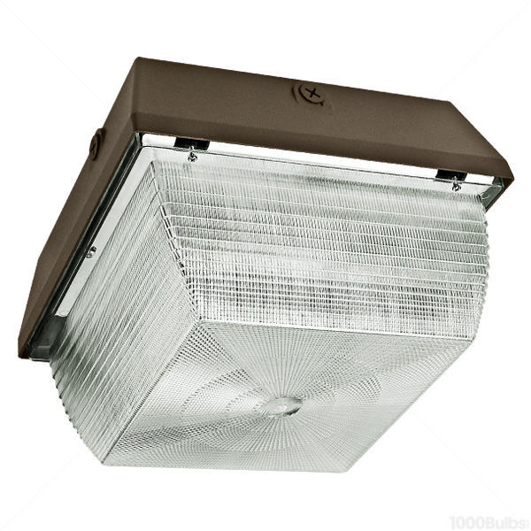 LED Canopy Light - 2557 Lumens - 35 Watt - 165W Equal Image