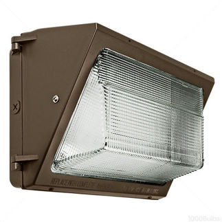 Primary image LED Wall Pack - 42 Watt - 2400 Lumens - 5000K Stark White - 120/277 Volt - AC Electronics AC-106/36/350