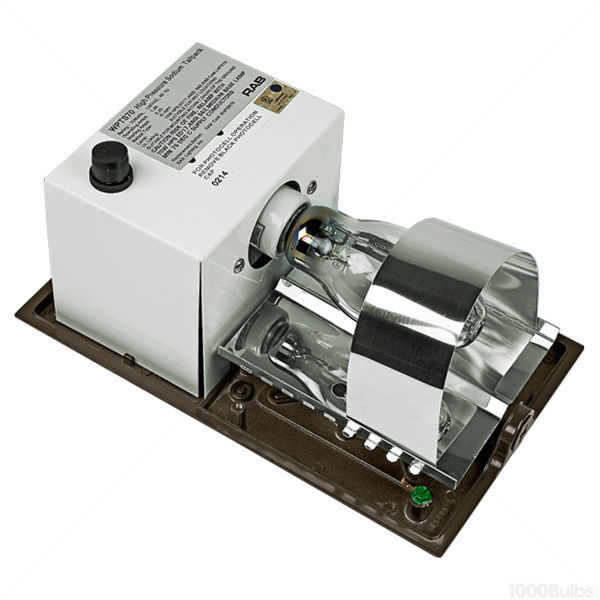70 Watt - High Pressure Sodium - Mini Wall Pack Image