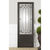 Uttermost 10509 - Wood and Iron Door Standing Mirror