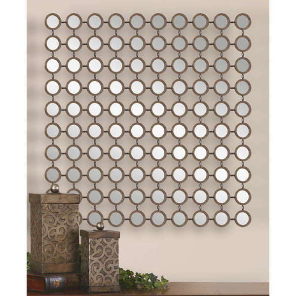 Uttermost 12793 - Adjoined Circle Wall Mirror Image