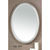 Uttermost 01102 B - Beveled Oval Wall Mirror