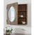 Uttermost 13825 - Wooden Wall Mirror Cabinet