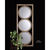 Uttermost 13533 B - Open Three Circle Wall Mirror