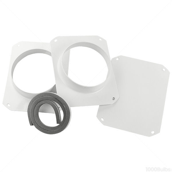 Light System Cooling Kit - For Hydrofarm Reflector Units Image
