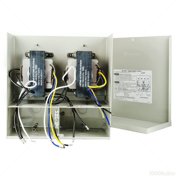 12V, 13V or 14V Safety Transformer Image