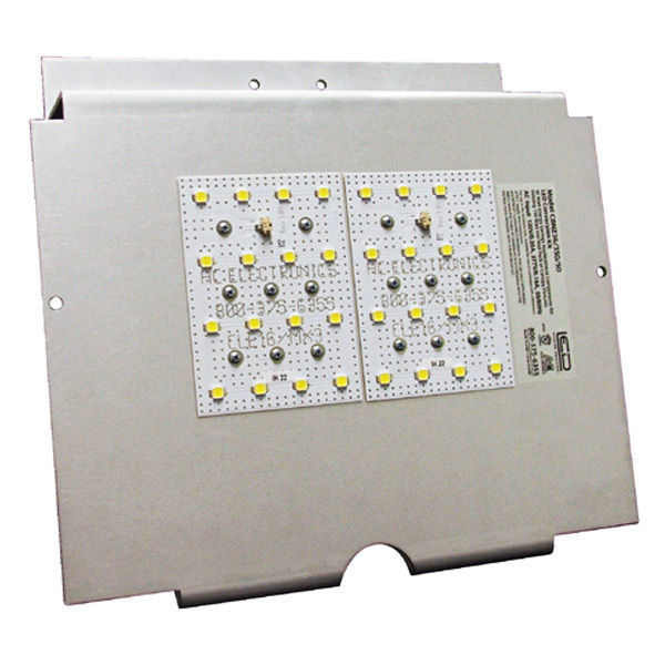 LED - Canopy Light Retrofit Kit - 28 Watt - 165 Watt Metal Halide Equal Image
