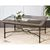 Uttermost 24291 - Glass and Fir Wood Coffee Table