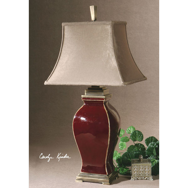 Uttermost 26684 - Ceramic Table Lamp Image
