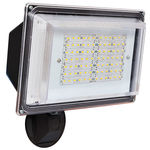 3,500 Lumens - 42 Watt - LED - Floodlight with Photocell Image