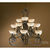 Uttermost 21082 - Scavo Glass Chandelier