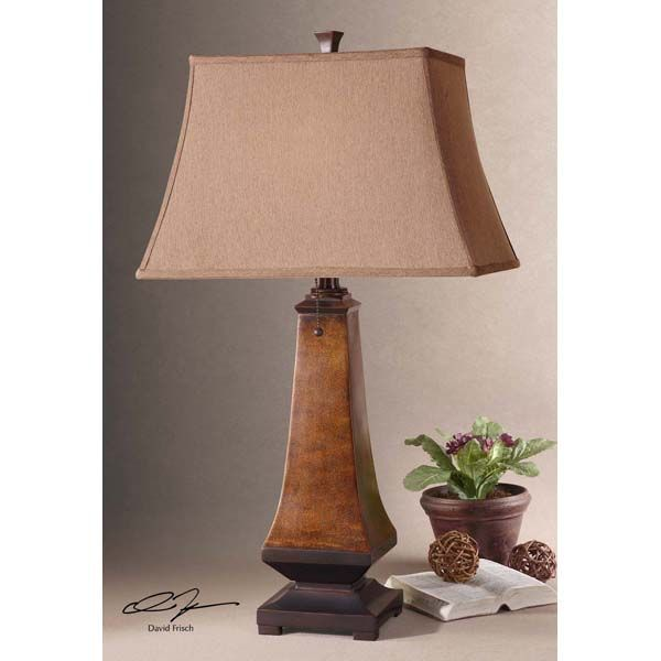 Uttermost 26254 - Rustic Table Lamp Image