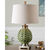 Uttermost 26285 - Ceramic Leaf Table Lamp