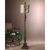 Uttermost 28062-1 - Woven Metal Floor Lamp