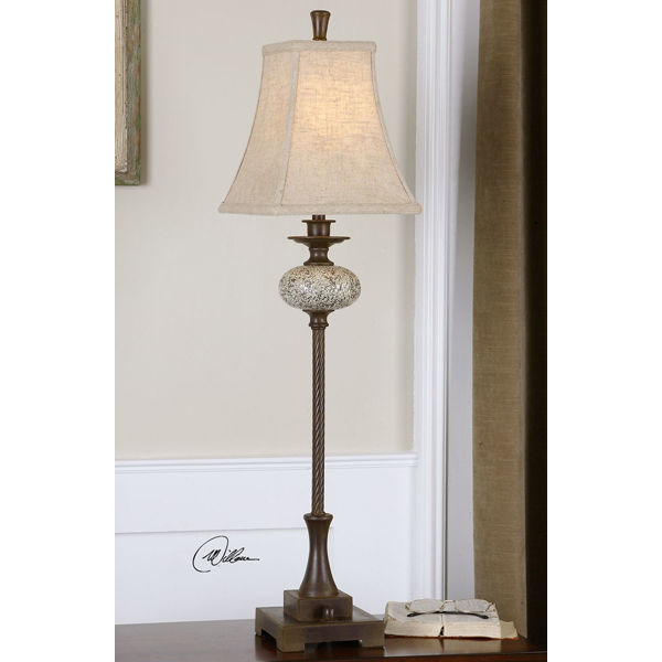 Uttermost 29898 - Metal Buffet Lamp Image
