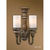 Uttermost 22491 - Turned Wood Wall Sconce
