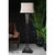 Uttermost 28969 - Carved Slate Floor Lamp