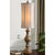 Uttermost 29541 - Wooden Buffet Lamp