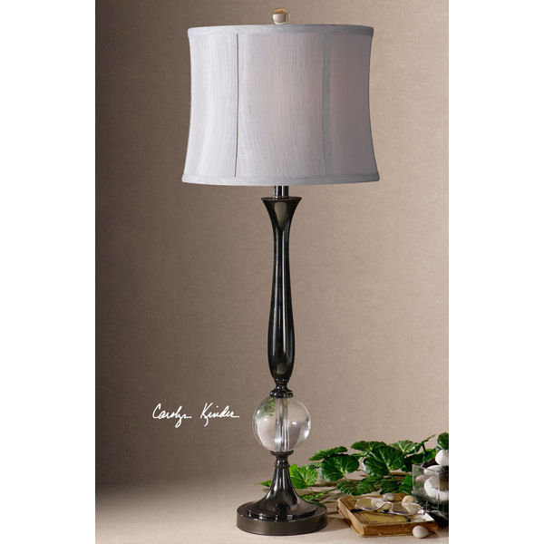 Uttermost 29921-1 - Crystal Accent Buffet Lamp Image