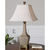 Uttermost 26489 - Textured Buffet Lamp