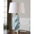 Uttermost 26496 - Twisted Ceramic Buffet Lamp