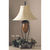 Uttermost 26623 - Porcelain and Metal Table Lamp