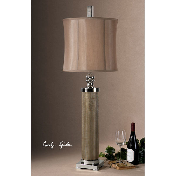 Uttermost 26780-1 - Textured Table Lamp Image