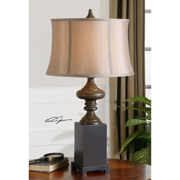 Uttermost 26828 - Metal Table Lamp Image