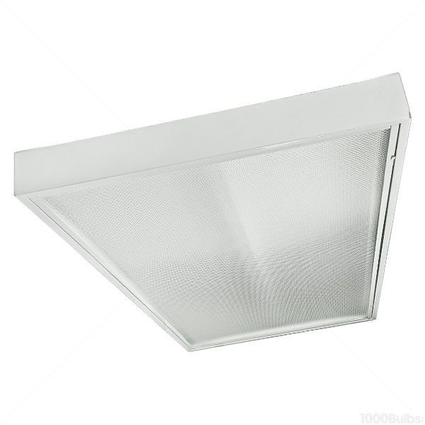 4 Lamp - F32T8 - 4 ft. - Fluorescent High Bay Troffer Image