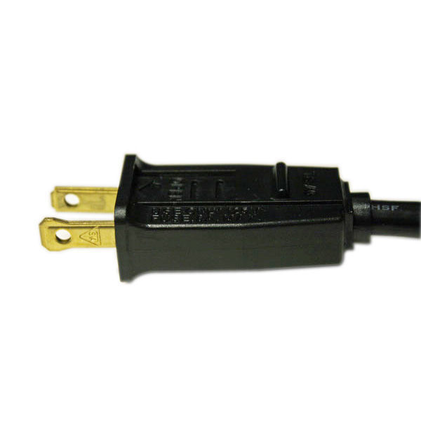 48 ft. - 15 Sockets - 36 in. Spacing - Black Wire Image