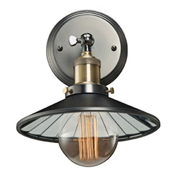 Industrial Wall Sconce Image