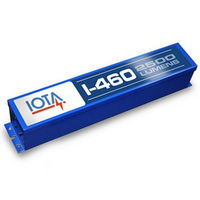 IOTA I-460 - Emergency Ballast - 90 min. - Operates Most (2-4ft) T5, 18-70W 4-Pin CFL, and 36-55W Long Compacts - 120/277 Volt