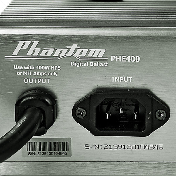 400 Watt - Phantom Digital Ballast Image