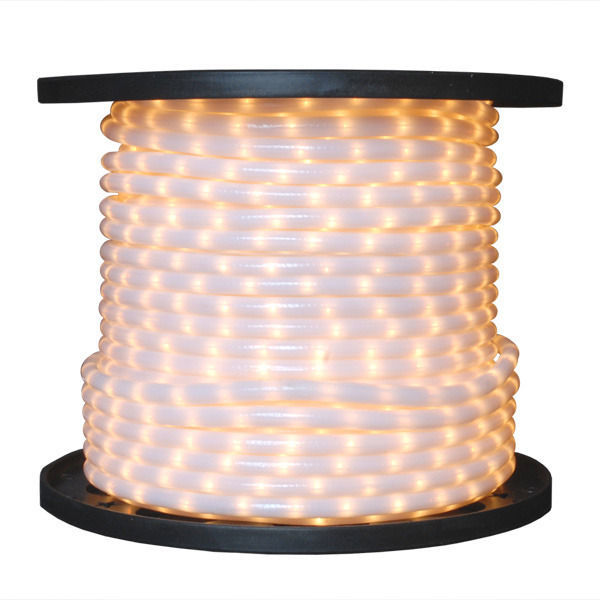 3/8 in. - Incandescent - Pearl White - Rope Light Image