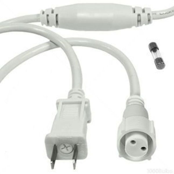 1/2 in. - LED Rope Light Power Cord Image