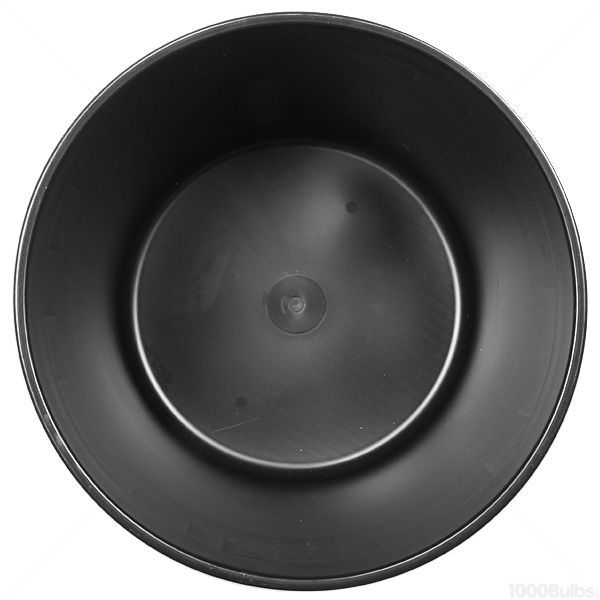 Black Bucket - 3 gal. Image