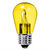 2 Watt - Dimmable LED - S14 - Yellow