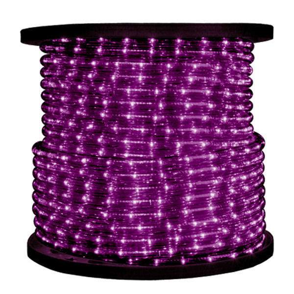 3/8 in. - Incandescent - Purple - Rope Light Image