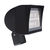 RAB FXLED150T/480 - 150 Watt - LED - High Output Flood Light Fixture - Trunnion Mount