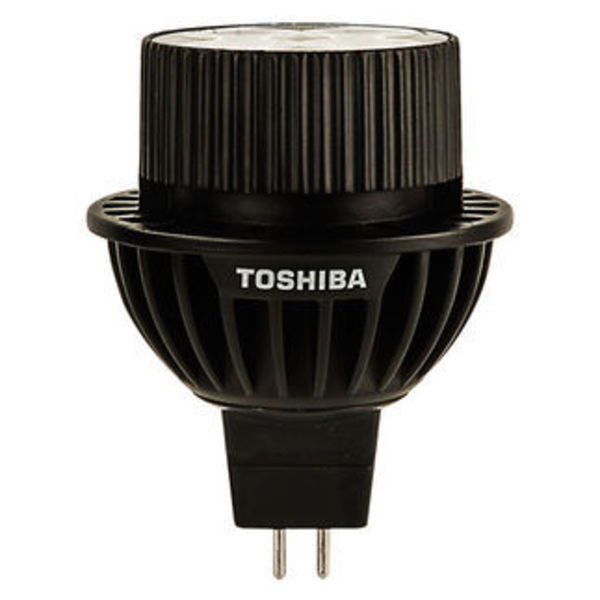 Toshiba 9MR16/30GFL-UP - 9.1 Watt - LED - MR16 - 50 Watt Equal Image