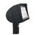 RAB FXLED150SF/480 - 150 Watt - LED - High Output Flood Light Fixture - Slipfitter Mount