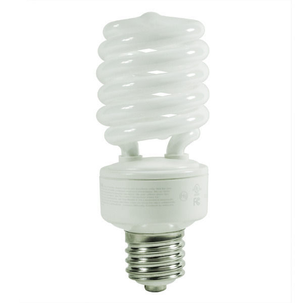 Spiral CFL - 42 Watt - 150W Equal - 2700K Warm White Image