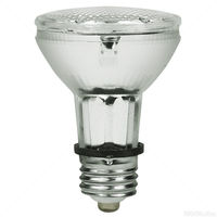 35 Watt - PAR20 Flood - Pulse Start - Metal Halide - Protected Arc Tube - 3000K - ANSI M130/O - Medium Base - Universal Burn - SMH-R/PAR20/35W/830/FL - PLT 3202