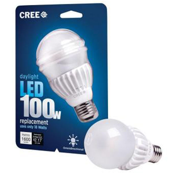 LED - A21 - 18 Watt - 100W Incandescent Equal Image