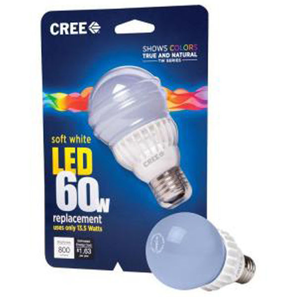 LED - A19 - 13.5 Watt - 60W Incandescent Equal Image