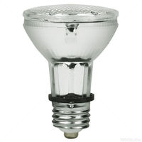 35 Watt - PAR20 Flood - Pulse Start - Metal Halide - Protected Arc Tube - 4200K - ANSI M130/O - Medium Base - Universal Burn - SMH-R/PAR20/35W/942/FL - PLT 3204