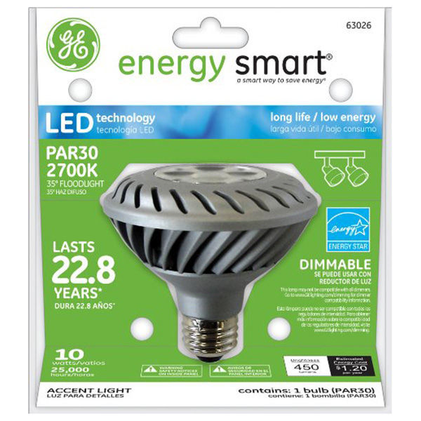 LED - PAR30 Short Neck - 10 Watt - 450 Lumens Image